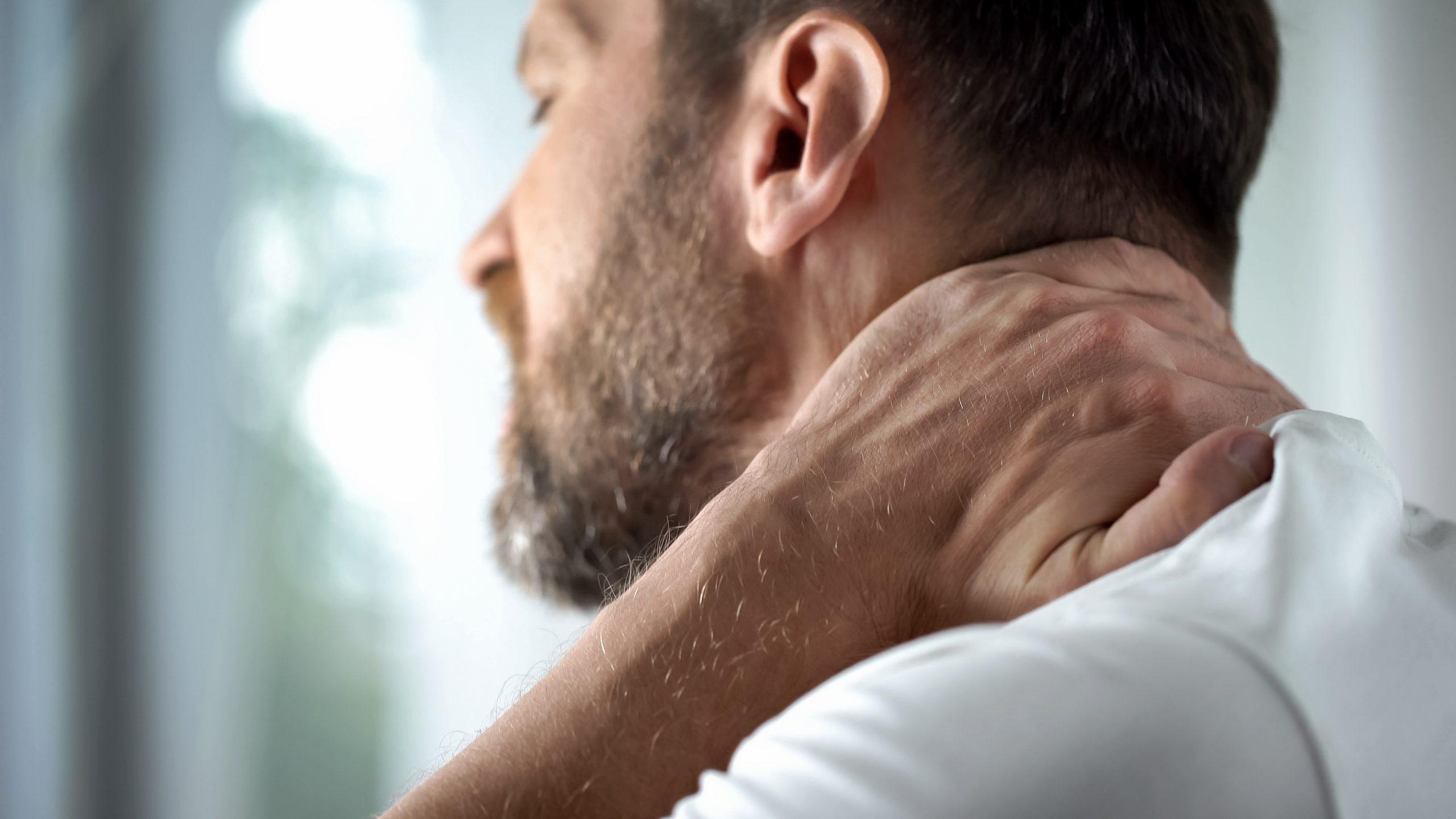 Whiplasklachten en ergotherapie
