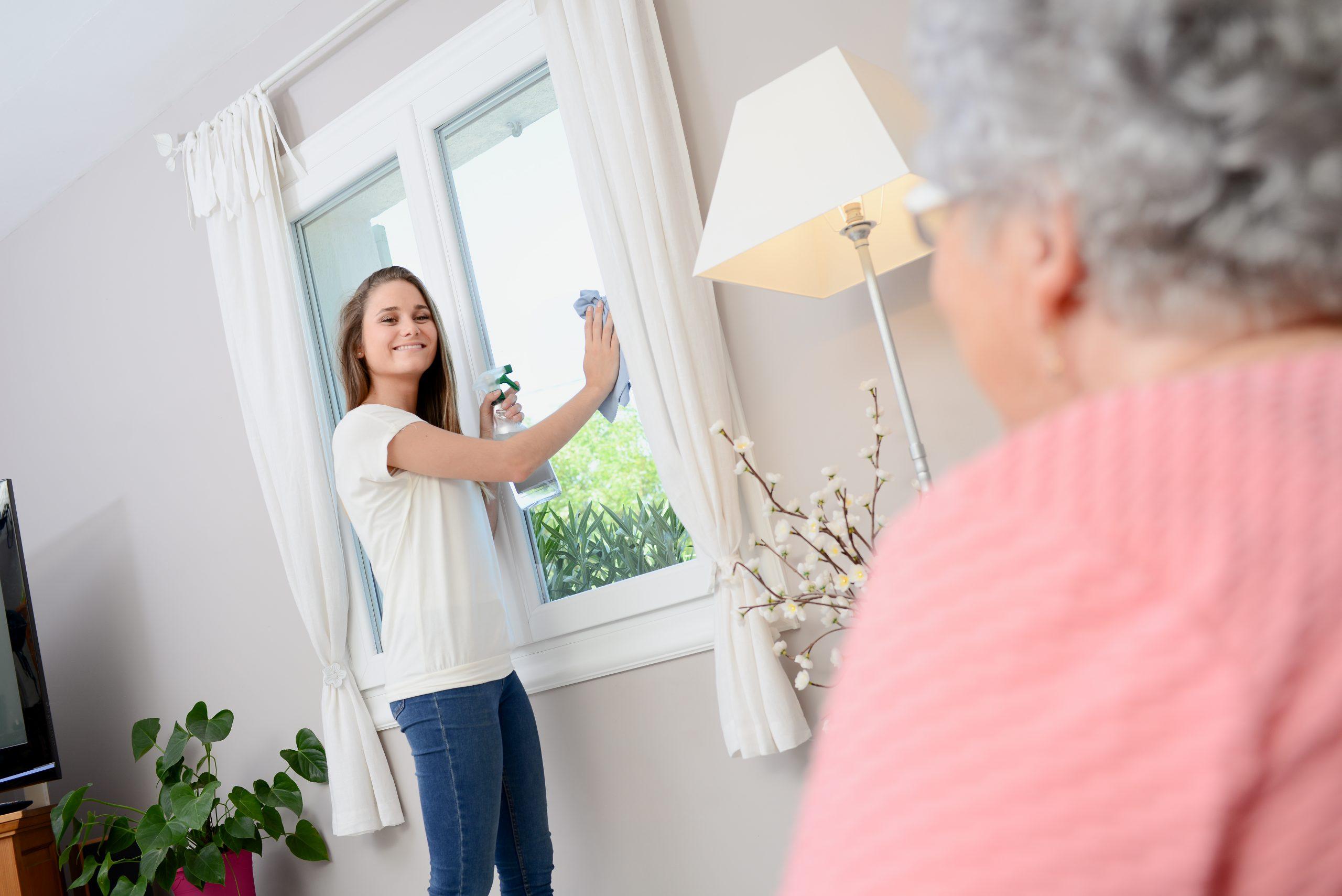 Training ergonomisch werken voor huishoudelijke hulp